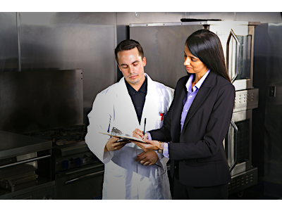 Foodservice Food Safety Manager Certification Training